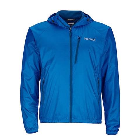 Marmot Mens Ether Driclime Hoody Jacket - Seven Horizons