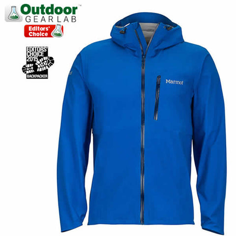Marmot Men's Essence Jacket - ultra-light, waterproof, windproof, ultra-breathable