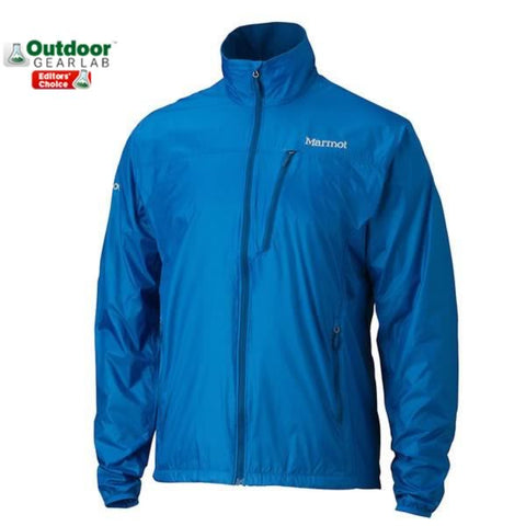 Marmot Mens Ether Driclime Wind Jacket