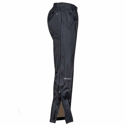 Marmot Men's Precip Full-Zip Pants - lightweight, waterproof, windproof, breathable