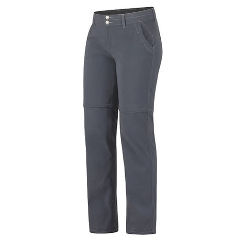Marmot Women's Kodachrome Convertible Pants Women's Dark Steel side view