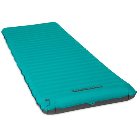 Nemo Astro Insulated Inflatable Sleeping Mat Long Wide end view