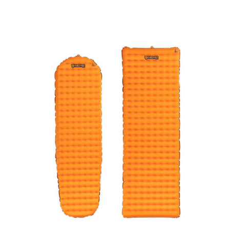 Nemo Tensor Alpine Ultralight Insulated Mountaineering Mat two versions