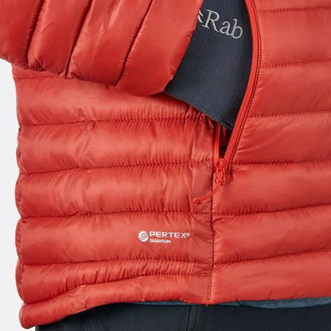 Rab Nimbus Synthetic Jacket handwarmer pockets