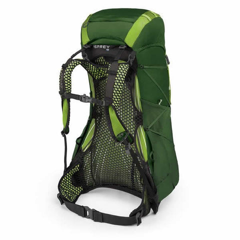 Osprey Exos 38 Litre Ultralight Backpack Tunnel Green