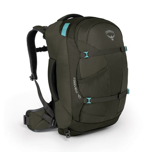 Osprey Fairview Women S 40 Litre Carry On Size Travel Backpack