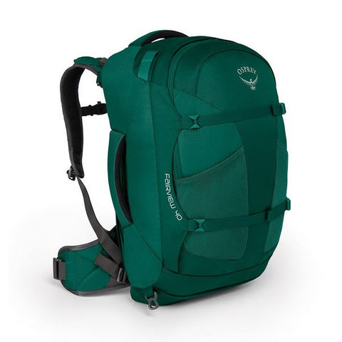 Osprey Fairview Women's Travel Backpack rainforest green