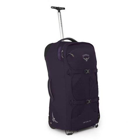 Osprey Fairview Women's Wheeled 65 Litre Travel Backpack Amulet Purple