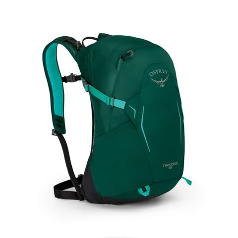 Osprey Hikelite 18 Litre Ventilated Daypack Aloe Green