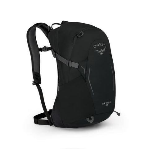 Osprey Hikelite 18 Litre Ventilated Daypack Black