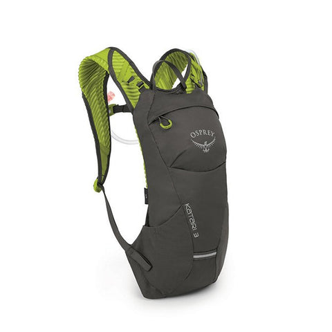 Osprey Katari 3 Litre Mountain Biking Hydration Pack lime stone