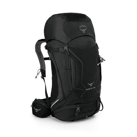 Osprey Kestrel 58 Litre Backpack black