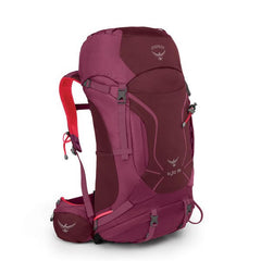 Osprey Kyte Women's 36 Litre Day / Thru-Hiking Backpack purple calla