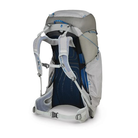 Osprey Levity 45 Ultralight Hiking Backpack Parallax Silver