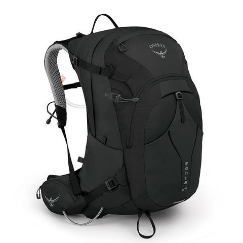 Osprey Manta Men's 34 Litre Hiking Hydration Backpack Black