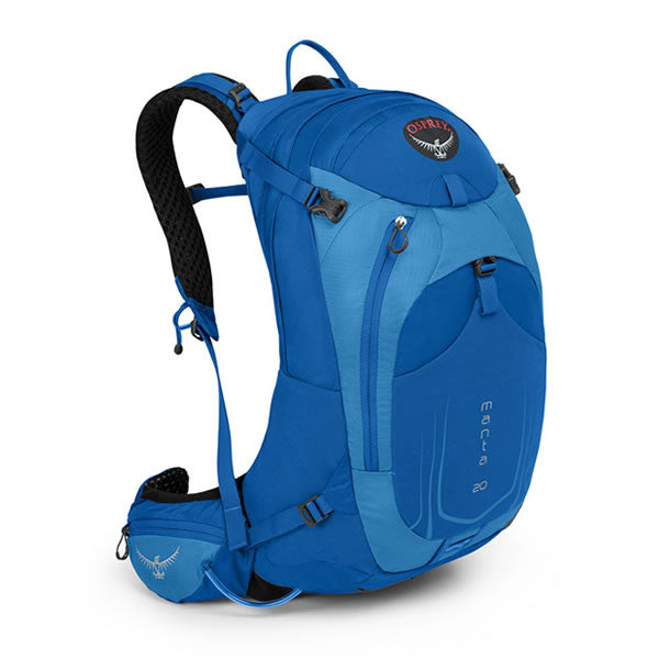 Osprey Manta AG 20 Litre Mens Hydration Hiking / Multi-Sport Day Pack - Seven Horizons