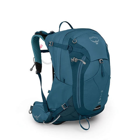 Osprey Mira Women's 22 litre hyrdration hiking backpack bahia blue