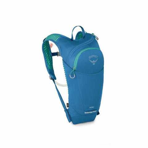 Osprey Moki Kid's Hydration cycle backpack sparrow blue