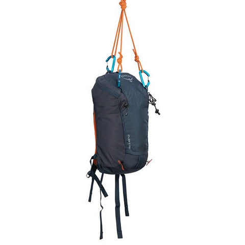 Osprey Mutant 22 Litre Climbing / Mountaineering Daypack carabiner attachment points