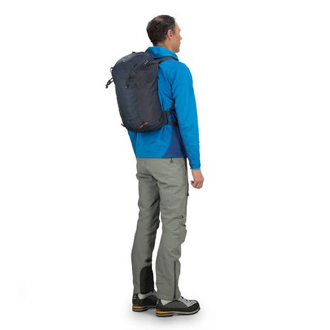 Osprey Mutant 22 Litre Climbing / Mountaineering Daypack in use