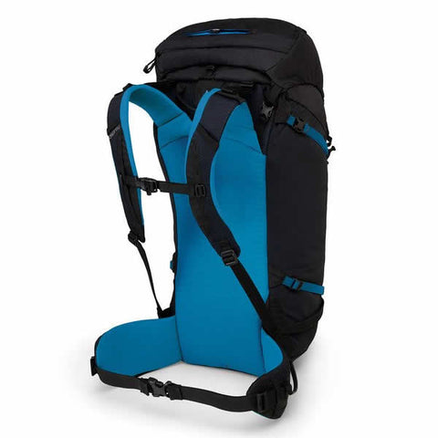 Osprey Mutant 38 Litre Mountaineering Ice Climbing Backpack Black Ice harness
