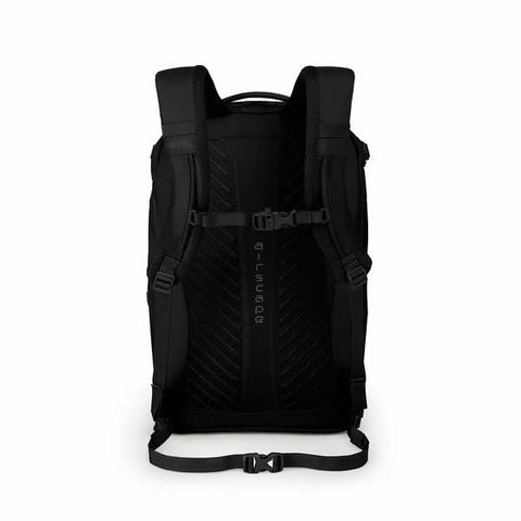 Osprey Nebula 34 Litre Carry On Day Pack Black harness