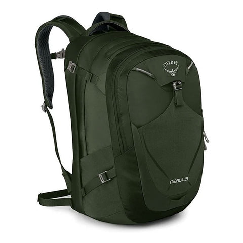 Osprey Nebula 34 Litre Carry On TSA Friendly Daypack Nori Green