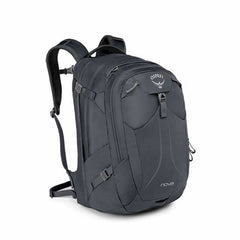 Osprey Nova Womens 33 litre Carry on daypack with laptop sleeve pearl grey