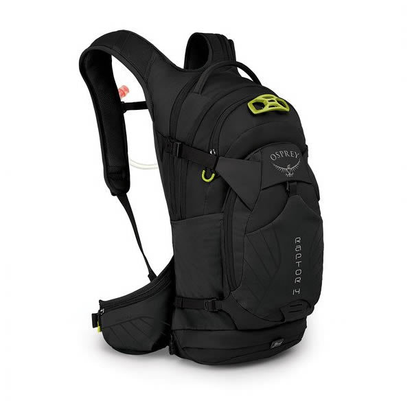 Osprey Raptor 14 Litre Men's Hydration Pack Black