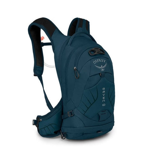 Osprey Women's Raven 10 Litre MTB Hydration Pack Blue Emerald
