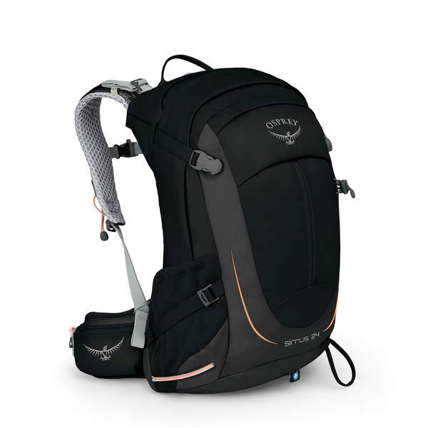 Osprey Sirrus 24 Litre Women's Ventilated Daypack black