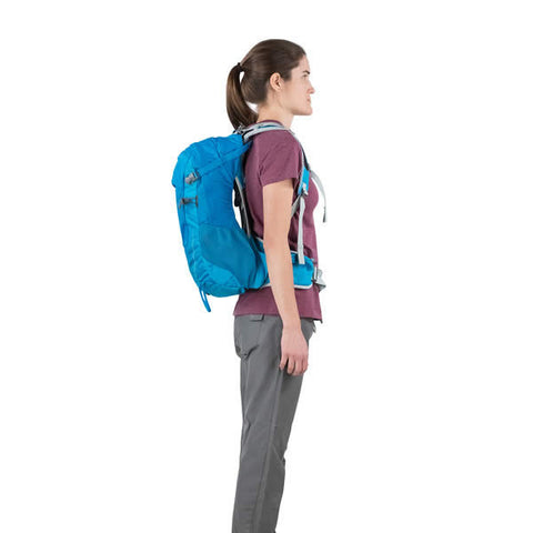Osprey Sirrus 24 Litre Women's Ventilated Daypack in use side view