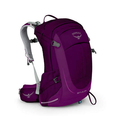 Osprey Sirrus 24 Litre Women's Ventilated Daypack ruska purple