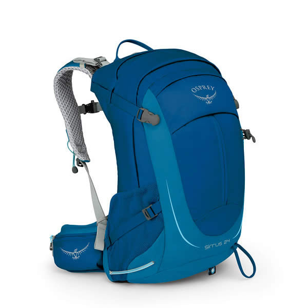 Osprey Sirrus 24 Litre Women's Ventilated Daypack summit blue