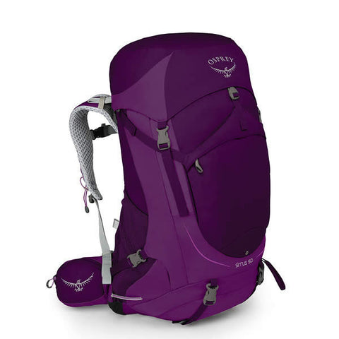 Osprey Sirrus 50 Litre Women's Overnight Hiking Backpack - latest model