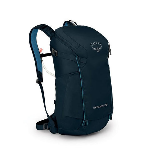 Osprey Skarab 22 Litre Men's Hydration Day Pack Deep Blue