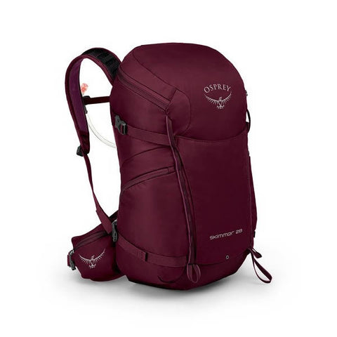 Osprey Skimmer Women's 28 Litre Hydration Day Pack Plum Red
