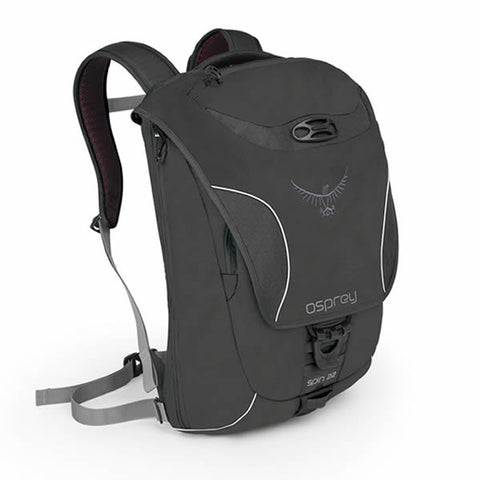 Osprey Spin 22 Litre Flap-Style Bike Commute Daypack - Seven Horizons