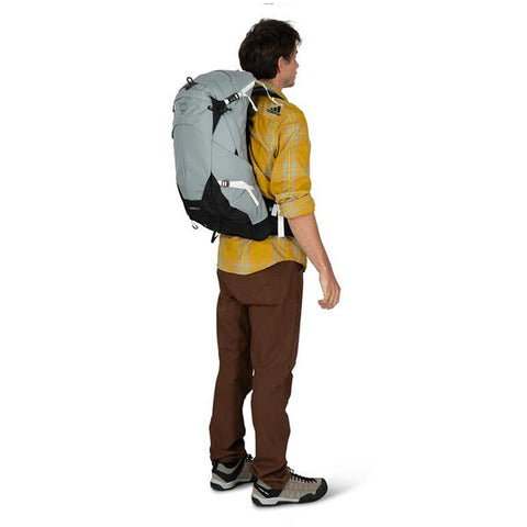 Osprey Stratos 24 Litre Men's Daypack rear view