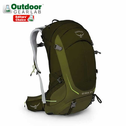 Osprey Stratos 34 litre daypack outdoor gear lab editor's choice award