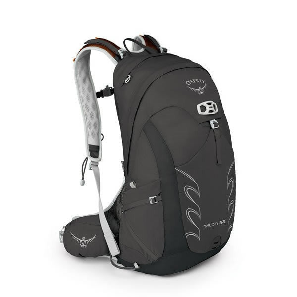 Osprey Talon 22 Litre Lightweight Multi-Sport Day Pack - latest model black