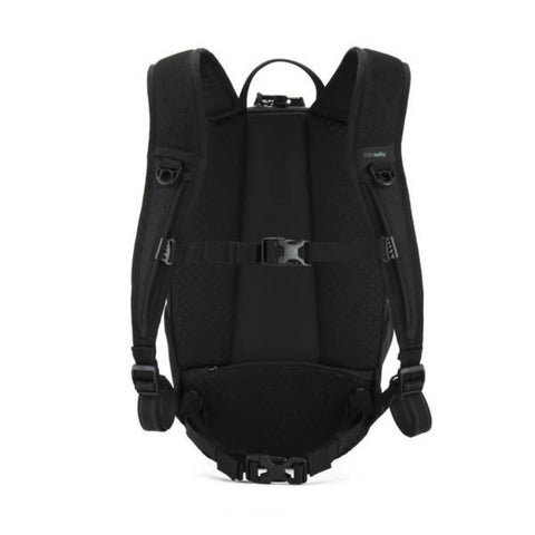 Pacsafe Venturesafe X 12Anti-Theft Backpack Daypack black harness