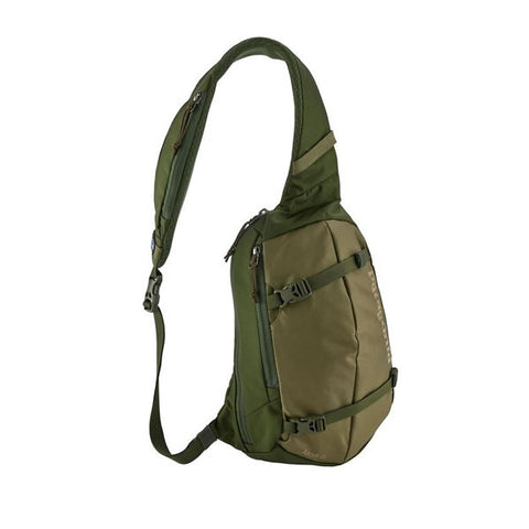 Patagonia Atom Sling Bag Fatigue Green