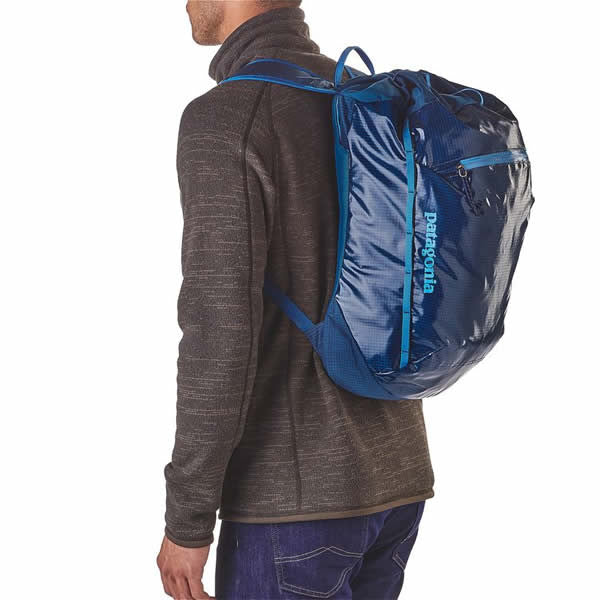 Patagonia Lightweight Black Hole 20 Litre Daypack side view