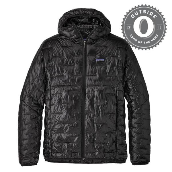 Patagonia Men's Micro Puff Hoody Outside Gear of the Year Award