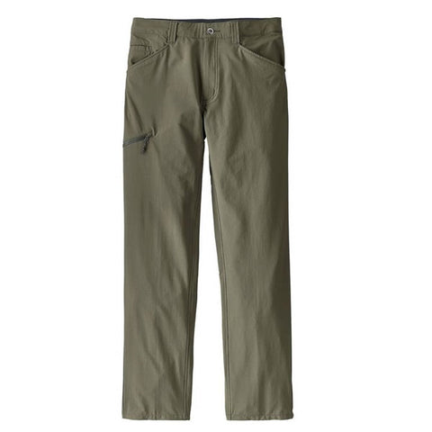 Patagonia Men's Quandary Pants - comfortable, quick-dry, stretch, lightweight hike and travel pants