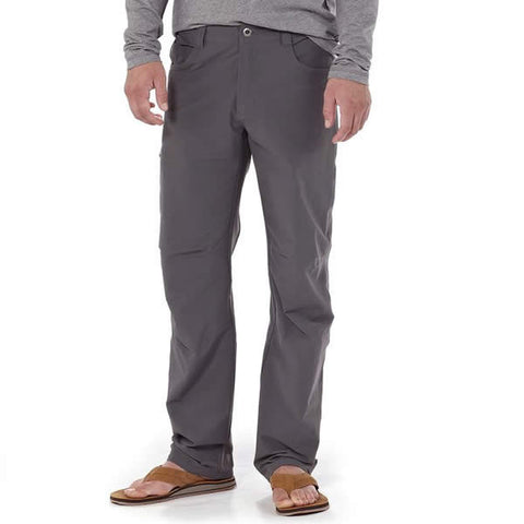 Patagonia Men's Quandary Pants - comfortable, quick-dry, stretch, lightweight hike and travel pants - Seven Horizons