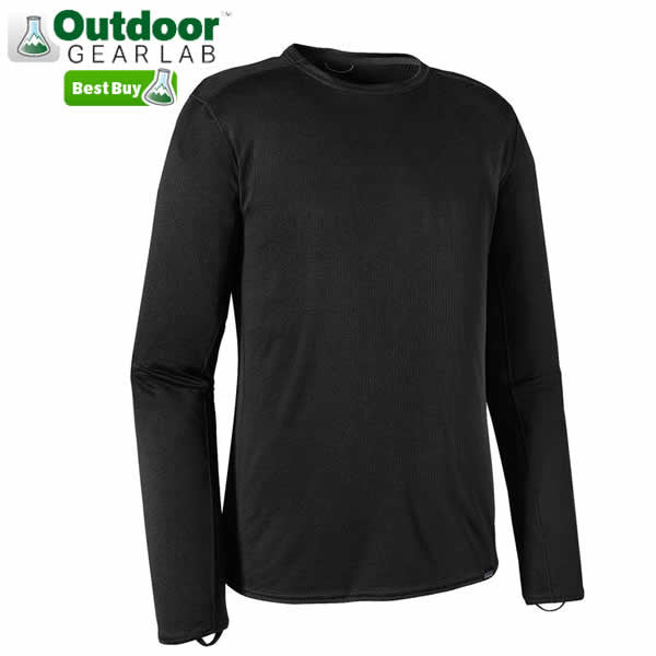 Patagonia Men's Capilene Midweight Crew Thermal Underwear - Seven Horizons