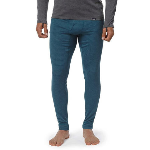 Patagonia Men's Capilene Thermal Weight Bottoms Front View