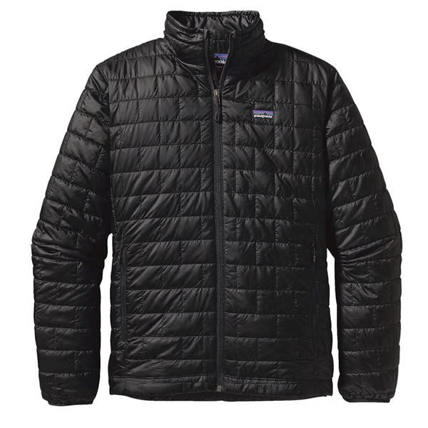 Patagonia Men's Nano Puff Jacket, latest model - wind proof lightweight insulated jacket - Seven Horizons